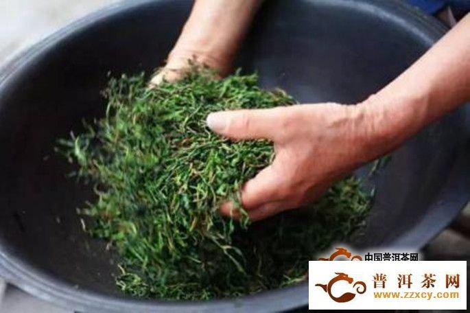 绿茶炒青和烘青的区别