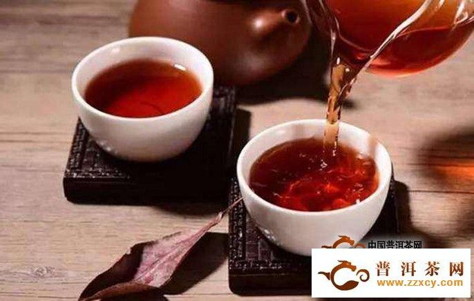 喝熟普洱茶的功效及禁忌