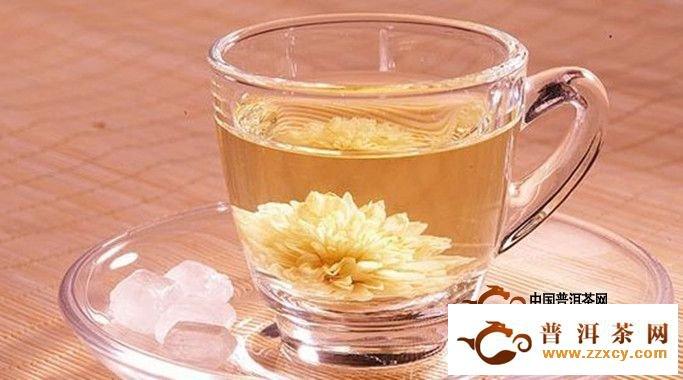 夏天喝什么茶清热解暑
