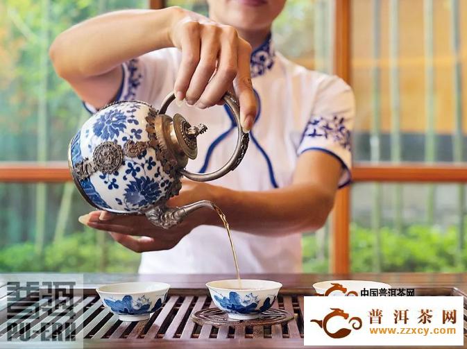 普洱茶关键词——茶氨酸