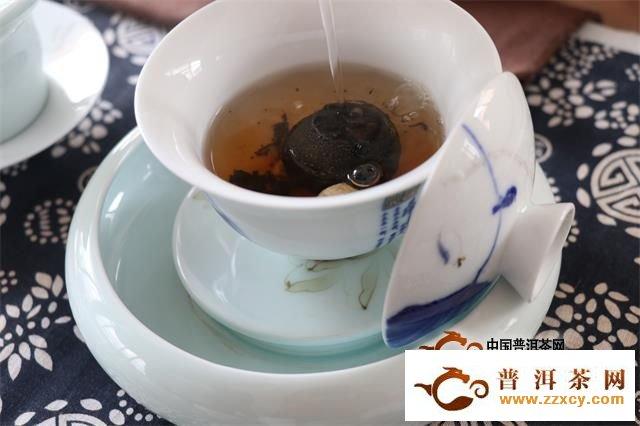 喝茶养生要学会搭配饮用