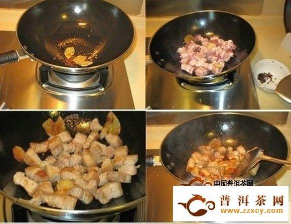 普洱茶红烧肉