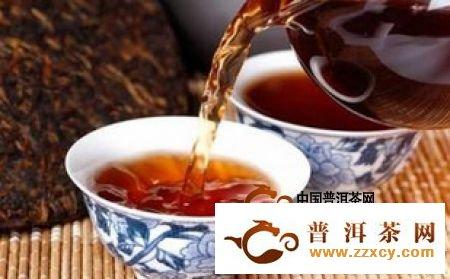 熟普洱茶的功效与禁忌