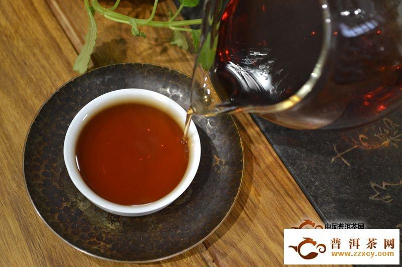 感受茶气,是检验品茶的最高境界